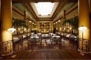Ресторан-пивоварня «Brasserie de Metropole»