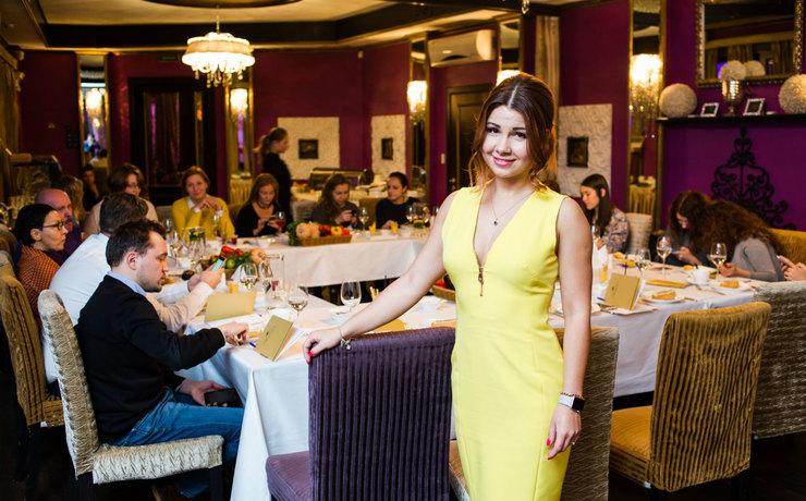 В ресторане «Метрополь» прошел пресс - завтрак,  посвящённый здоровому питанию